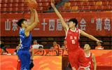 山东省第24届运动会篮球比赛圆满落幕 淄博男篮获第四名