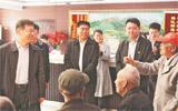 周连华到张店区走访慰问老年人 向全市老年人致以节日问候和祝福