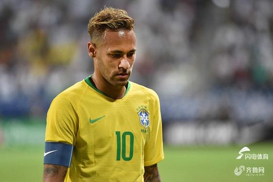 热身赛-内马尔补时助攻国米中卫 巴西绝杀阿根廷
