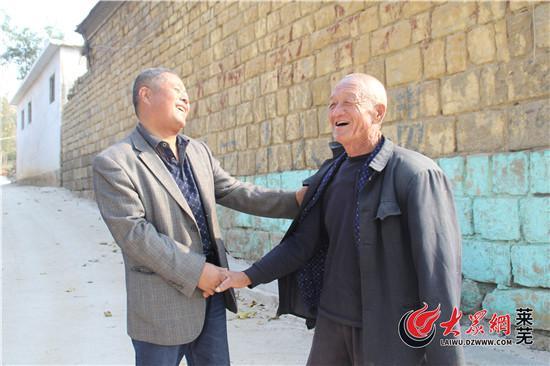大龙门村吴叶青:这就是俺村的吴书记!
