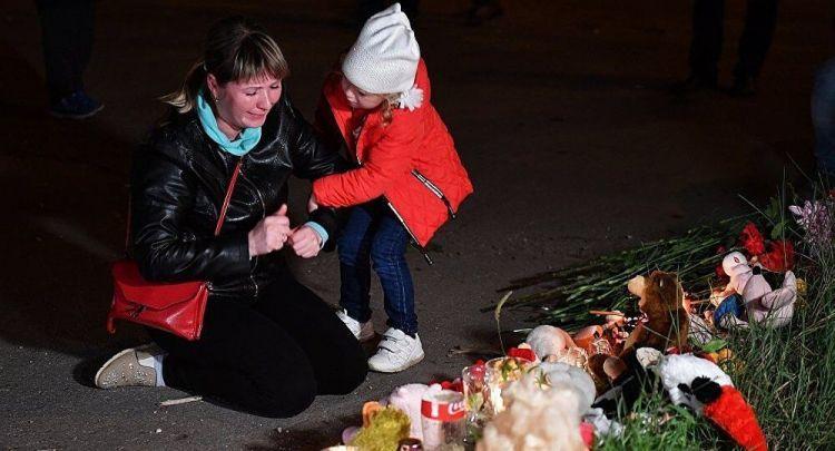 克里米亚校园爆炸案4名遇难者获辨认:其中3名为儿童