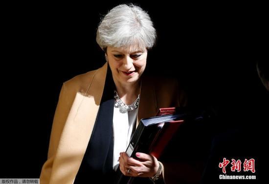 英方脱欧协议无新意 欧盟峰会或难打破脱欧僵局