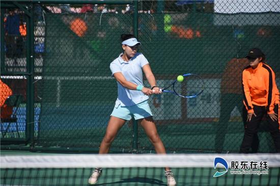 强势崛起!省运会烟台网球队包揽女子甲组全部金牌