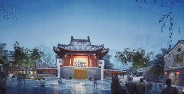 重磅!济州古城核心景区详细规划出炉