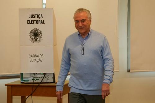 西媒:巴西总统特梅尔丑闻缠身 再遭腐败指控