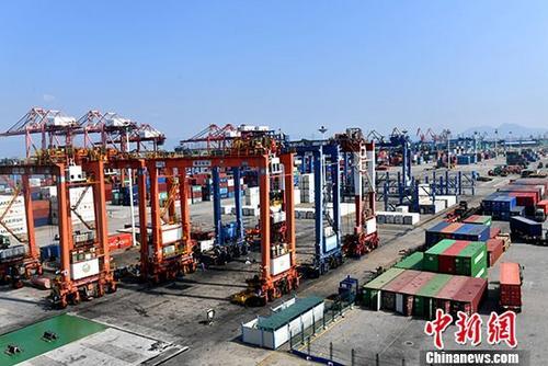 中国—巴拿马自贸协定第三轮谈判在巴拿马举行