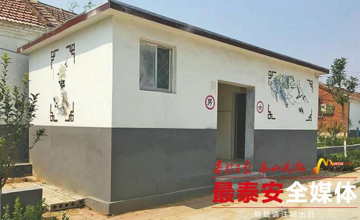 宁阳:农村卫生厕所改建2360套 村庄改厕覆盖率达90%