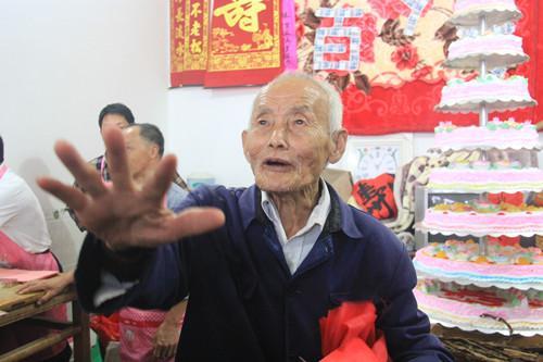 截至2017年底聊城共有274名百岁老人 女性242人