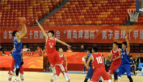 山东省运会篮球项目圆满结束 旨在让山东篮球走在全国前列