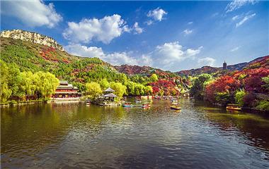 """好山好水好""""枫""""景!山东最美的红叶都在这"""