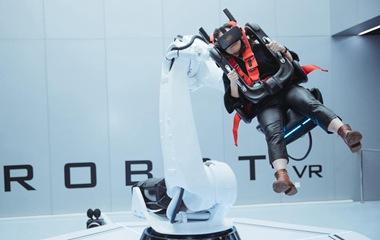 VR黑科技亮相世界VR产业大会 未来离我们还远吗