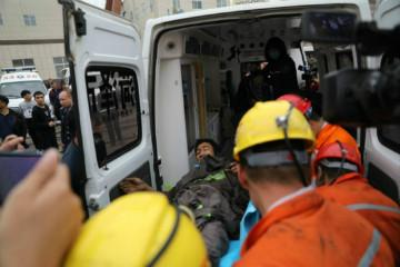 持续更新!菏泽龙郓煤业事故救援在进行