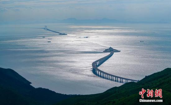 港珠澳大桥增进大湾区城市互联 香港创科界冀优势互补共发展