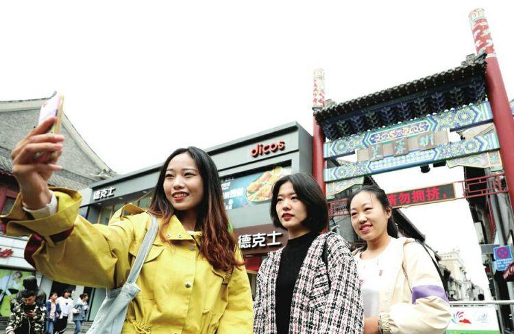 """11月上旬起封闭施工两个月 """"网红""""芙蓉街将换新颜"""