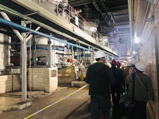 黄台电厂建厂60年首次对市民开放