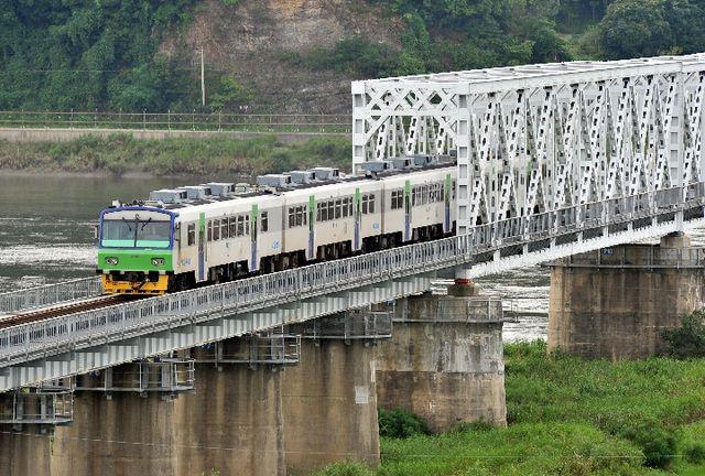 韩朝有望本周启动联合铁路考察图片 86665 640x432