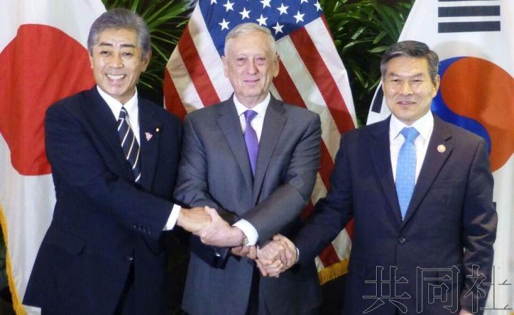 日防相参加日本东盟防长会谈,称将邀东盟各国空军军官访日