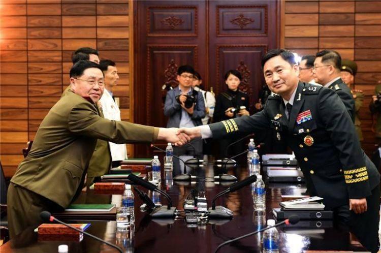 朝韩军方往来密切!第十次将军级军事会谈拟组建军事共同委员会