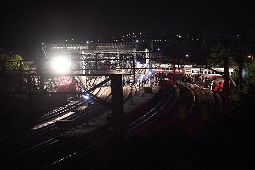 """台铁列车事故初步报告:路况车辆正常 司机是""""周末代班"""""""