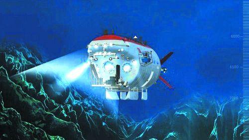 """""""蛟龙号""""有了专业母船深海一号 明年上半年交付使用"""