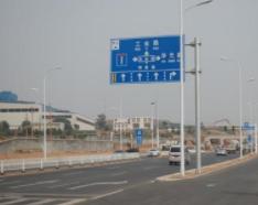 淄博中心城区联通路东延路段月底具备通车条件
