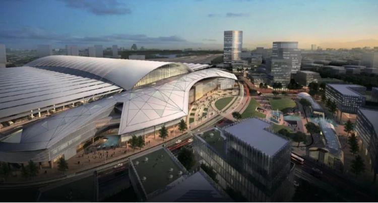 定了!济南这片区厉害了!新增地铁站!地下开发四层!还设摆渡火车、景观廊道……