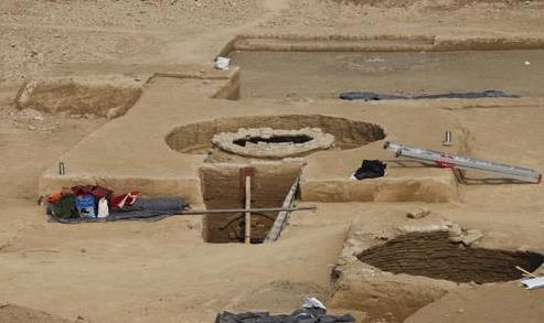 聊城高唐发现古墓遗址 具体年代需专家进一步论证