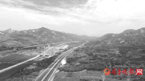 潍日高速10月底通车 山东高速里程超6000公里