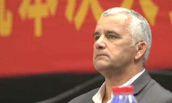 中国柔道队在京集训,首位欧洲外教引关注
