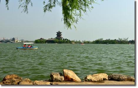 聊城:加快河湖体系建设努力打造全域水城