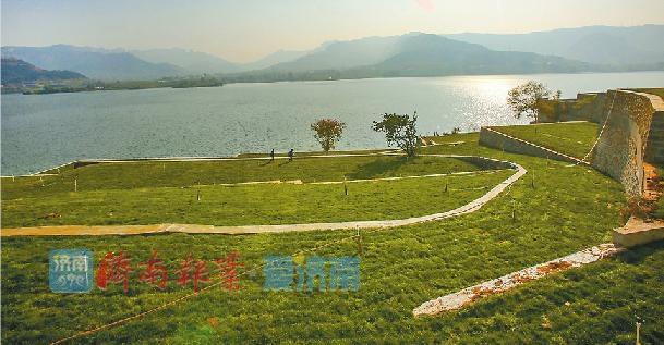 济南画家村拆除后变身绿地,明年可来这里赏油菜花
