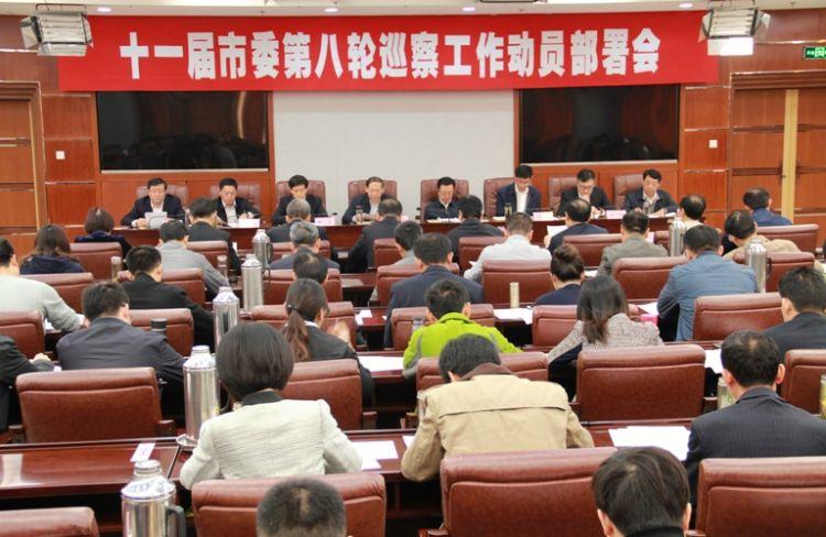 李峰对全市巡察工作提出要求