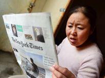 看上《纽约时报》的青岛拾荒大姐自学英语20多年成网红