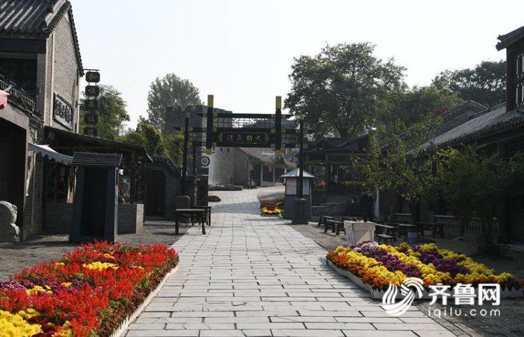 铁道游击队影视城街景.jpg