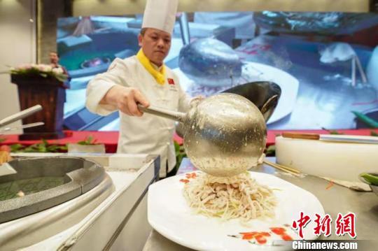 张家界举行大鲵旅游美食文化节 十大名店名菜名厨助阵点评