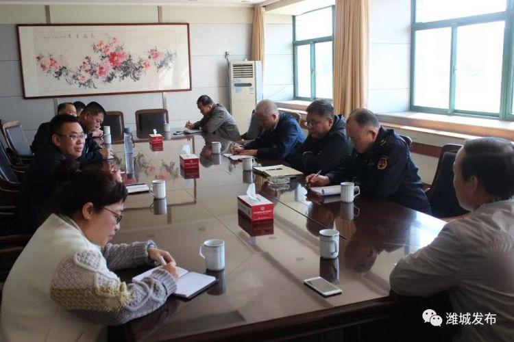 潍坊潍城区做好供热保障 确保温暖过冬