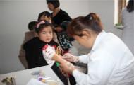 滕州市东郭中心卫生院全面开展儿童入托查体工作