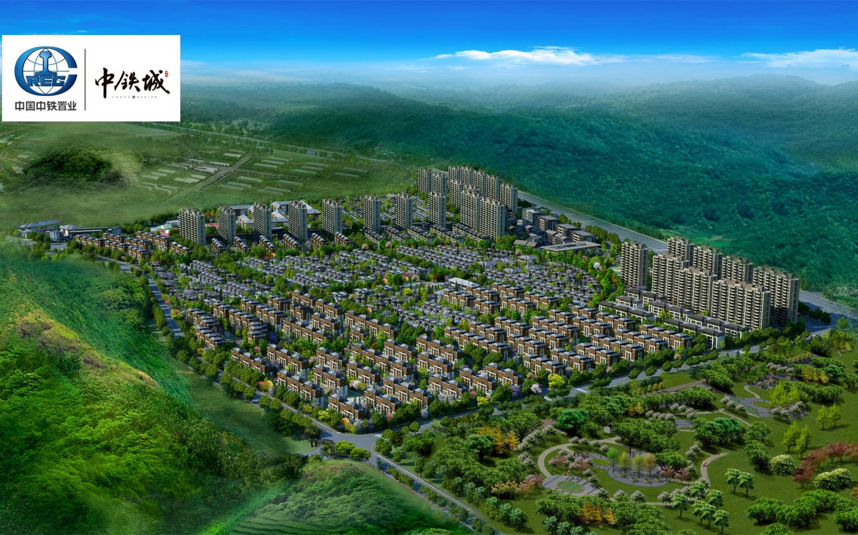 百万方墅区 蜕变城市新兴富人区