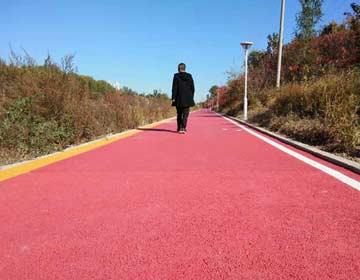 """滨州新添一""""网红""""步道 就在新立河两岸"""