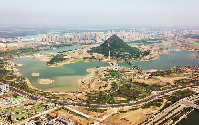 """新城巨变 胜景再现 华山片区:向""""品质之城""""迈进"""