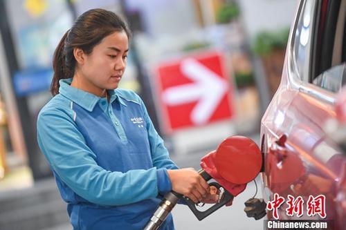 """成品油价""""五连涨""""已无可能 2日或将迎年内最大跌幅"""