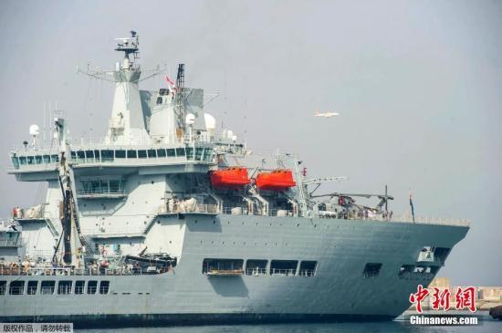 英国与西班牙就直布罗陀达成协议 缓解脱欧谈判压力