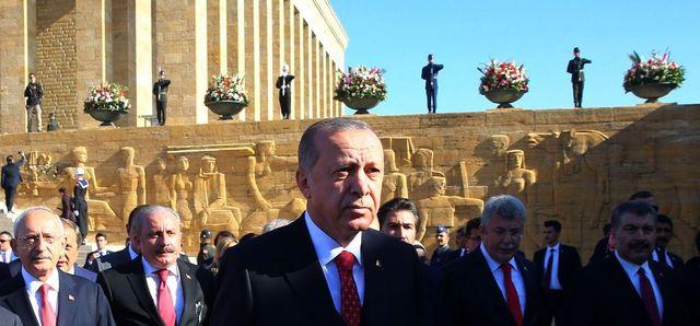 土耳其又要发兵叙利亚?