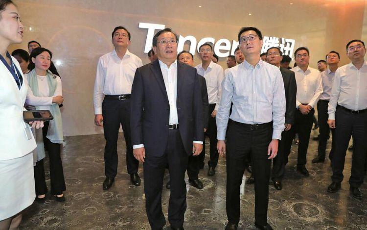 济南与深圳建立全面科技合作关系,将开展五方面合作