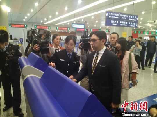 上海口岸正式启用144小时过境免签电子申请系统