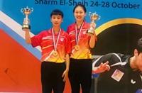 鲁能夺埃及青少年公开赛 两金三银两铜成绩