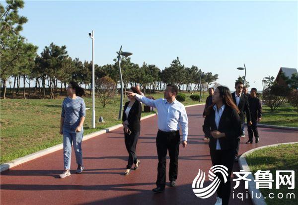 恒丰银行日照分行与中华国医坛世界养生城达成初步合作意向