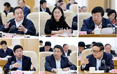 民营企业家座谈会,听山东企业家建言经济发展