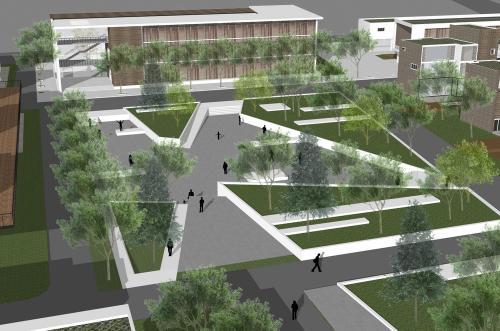 淄博试点社区规划工作室制度 114个社区规划师入驻51个小区