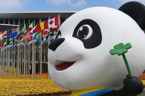 外媒关注首届进博会上海闪亮登场:彰显中国扩大开放决心